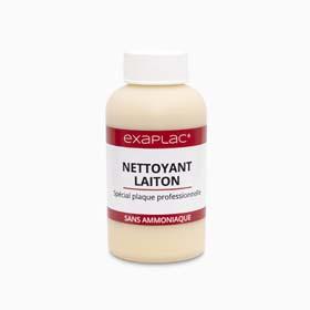 Produit nettoyant pour laiton Exaplac