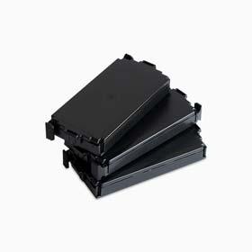 Cassettes pour changer l'encre d'un tampon encreur
